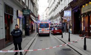 Un muerto y un herido en un tiroteo en Viena, la Policía descarta terrorismo.
