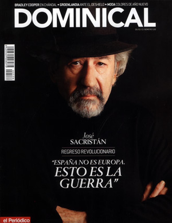 La portada de 'Dominical'.