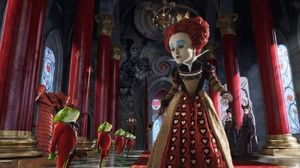 Imagen de la película 'Alicia en el País de las Maravillas', de Tim Burton.