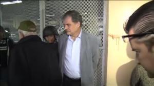 El presidente internacional de la ONG ha sido detenido por un caso de corrupción cuando era ministro de Guatemala.