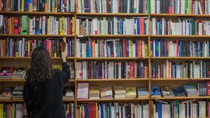 La librería Taifa de Barcelona, el pasado noviembre.