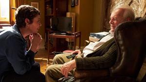 Anthony Hopkins apunta al Oscar por su trabajo en 'El padre'