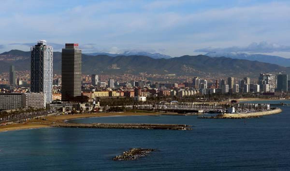 Transformació d'una ciutat olímpica, Barcelona 1986-1992