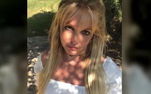 Una imagen reciente de Britney Spears.