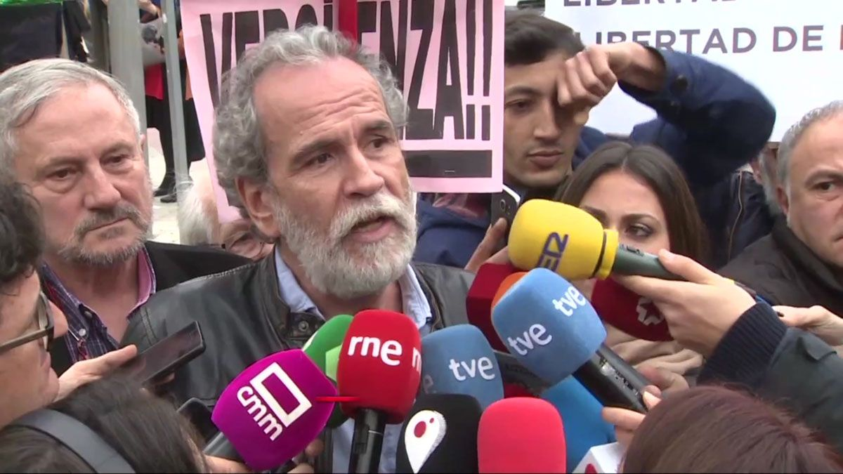 Willy Toledo, absolt del delicte contra els sentiments religiosos