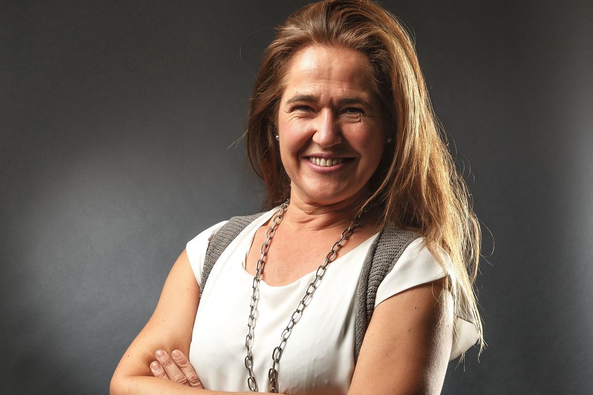 María Gómez del Pozuelo, fundadora de Womenalia.