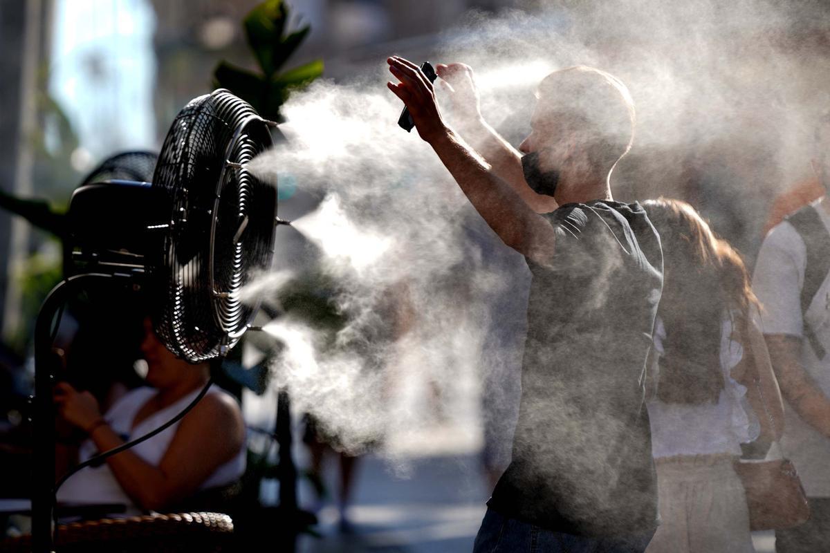 Les temperatures es desplomen a Catalunya amb caigudes de fins a 10 graus