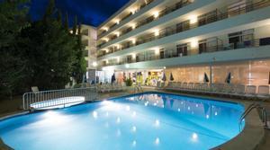 Medplaya Hotel Esmeraldas, en Tossa de Mar