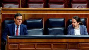 Podem accentua la pressió al PSOE per allunyar-lo de Ciutadans