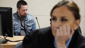 José Enrique Abuín, alias el Chicle, en el arranque del juicio por el asesinato y vivolación de Diana Quer.