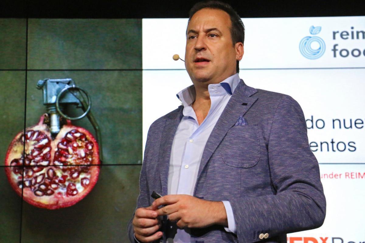 Marius Robles, CEO i Fundador de Reimagine Food