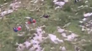 La Guàrdia Civil rescata 46 menors en menys de 24 hores a les muntanyes d'Astúries
