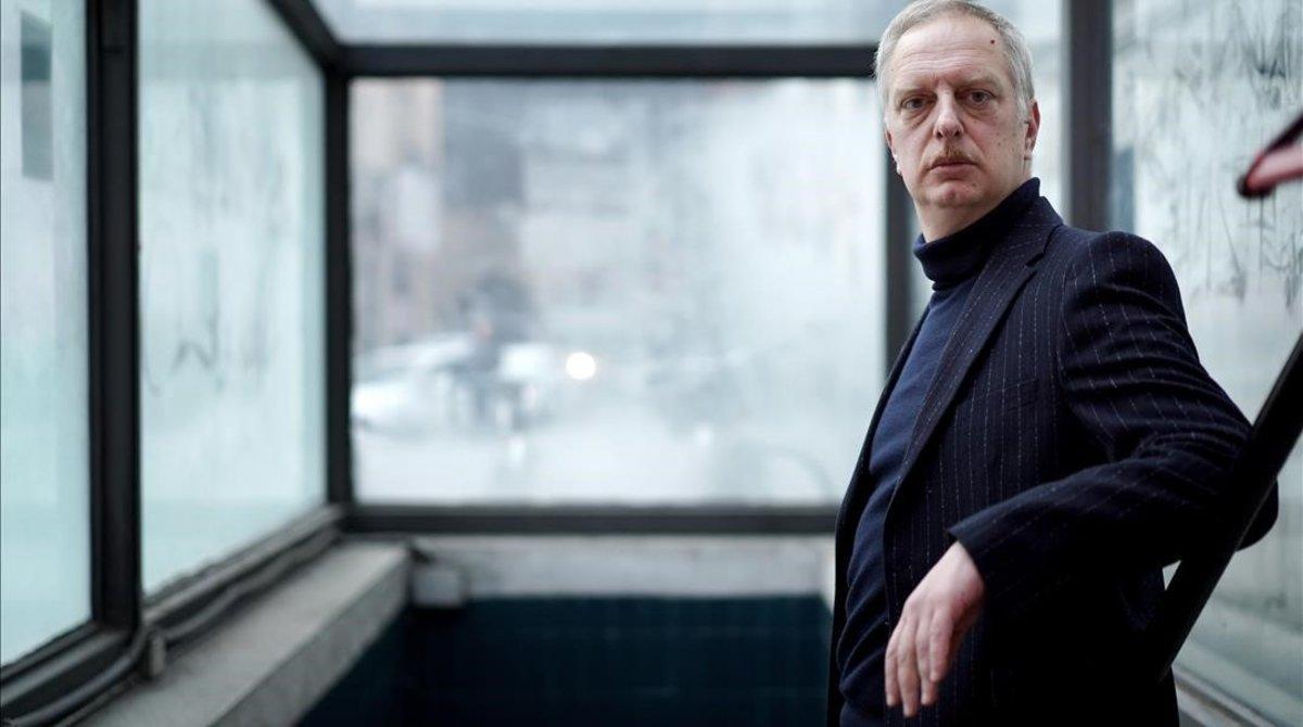 """Antonio Scurati: """"El fascismo está aquí y se alimenta de nuestro miedo"""""""