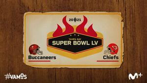 Tu Super Bowl está en camino   #Vamos sirve el mejor espectáculo del mundo a domicilio