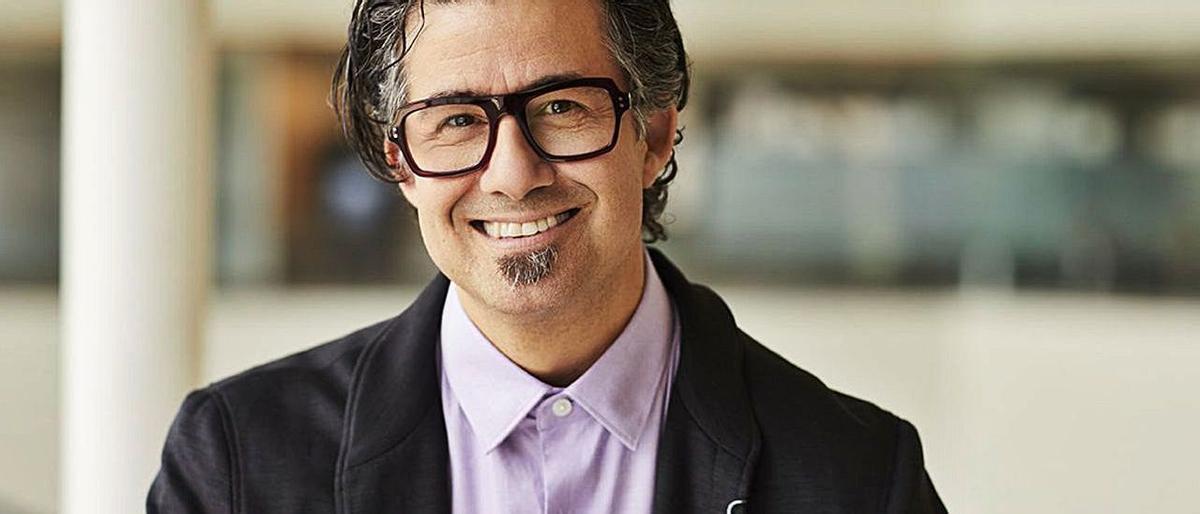 El científico Derrick Rossi, fundador de la empresa biotecnológica Moderna, creadora de una de las vacunas.