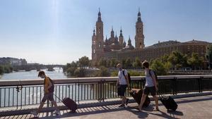 Aragó: aforaments al 50%, màxim sis persones en reunions i tancament d'hostaleria a les 23 hores