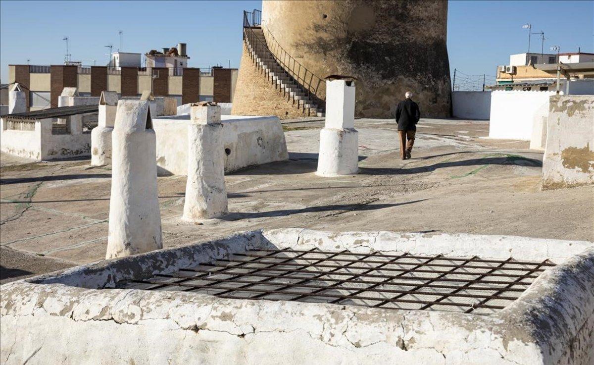 Las cuevas de Paterna (Valencia), escenario de 'Dolor y Gloria', la última película de Pedro Almodóvar