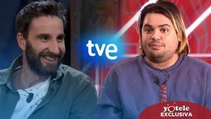 Brays Efe, segundo fichaje potente de TVE para el nuevo programa de humor de Dani Rovira