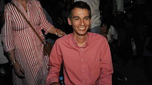 El concejal de Más Madrid Pablo Soto, el pasado mayo.