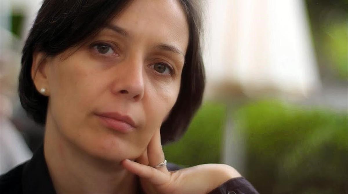 Arantxa Aguirre, realizadora de 'Dancing Beethoven'.