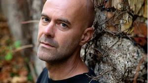 El escritor sueco Patrick Svensson.
