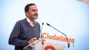 Bal advierte sobre una campaña nacional del PP para combatir y destruir Cs