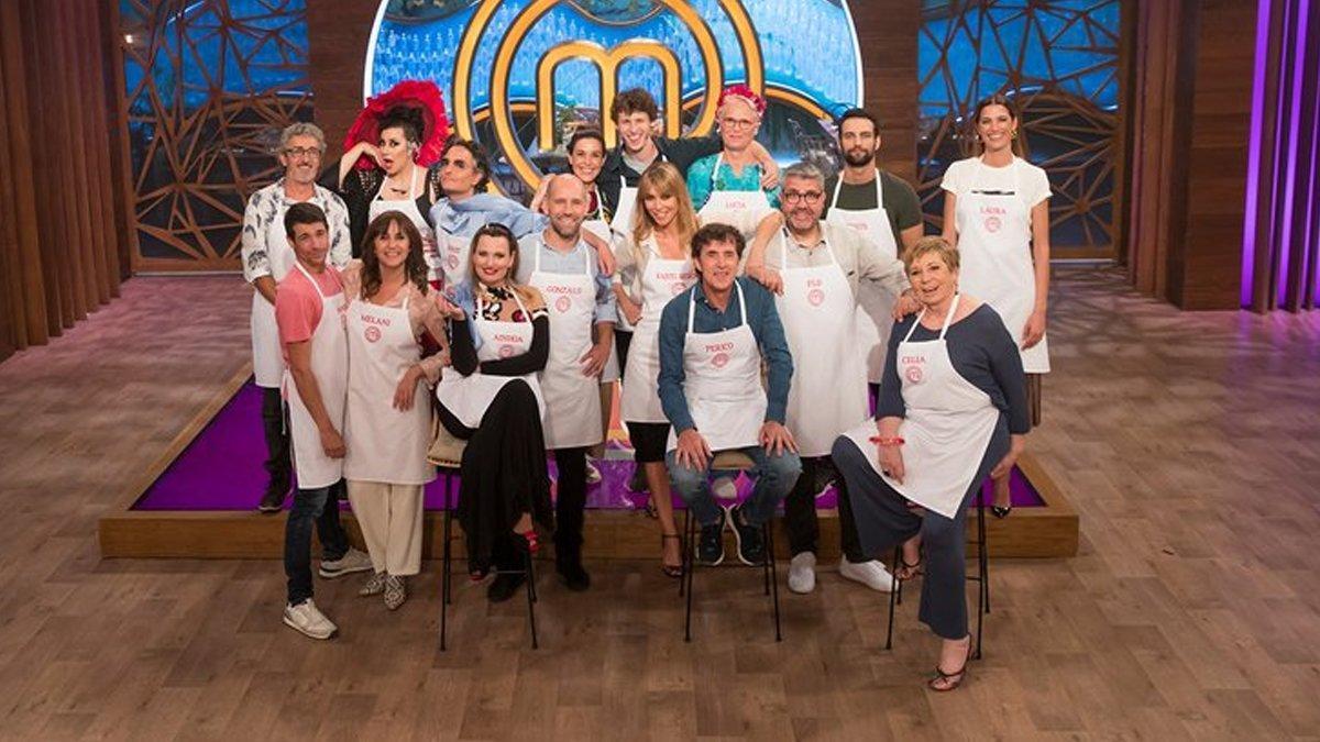 TVE presenta 'Masterchef Celebrity 5' con los concursantes y anuncia su fecha de estreno