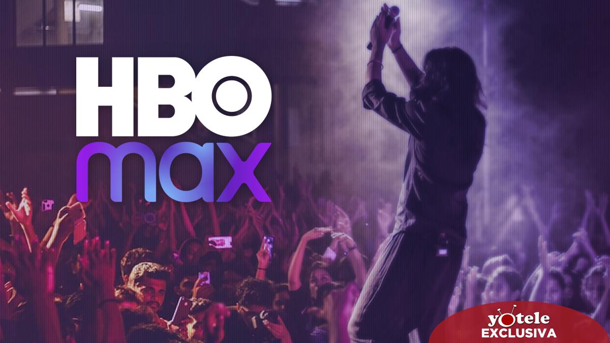 HBO Max prepara un programa musical con actuaciones y entrevistas