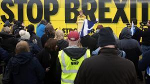 Sturgeon afirma que «és possible» que Escòcia celebri un altre referèndum d'independència aquest any