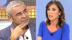 La irónica respuesta de Jorge Javier a Patricia Pardo por defender a Lequio y cuestionar a Rocío Carrasco