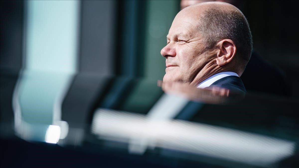 El ministro de Finanzas alemán, Olaf Scholz.