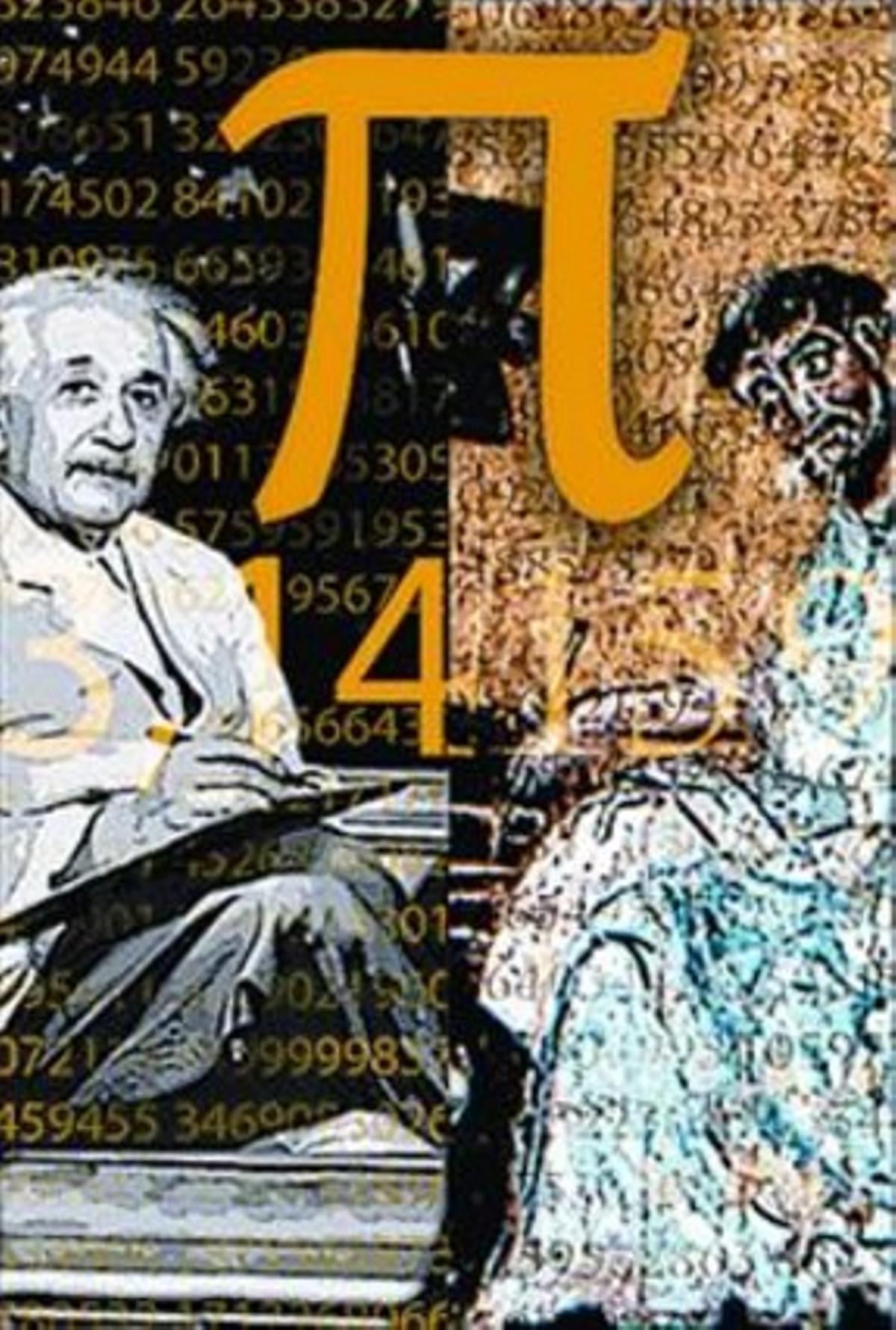 Arquímedes y Einstein se toman una copa