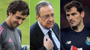 Florentino Pérez: «Raúl i Casillas són les dues grans estafes del Reial Madrid»