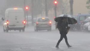 Menos lluvias pero más intensas este otoño por el cambio climático