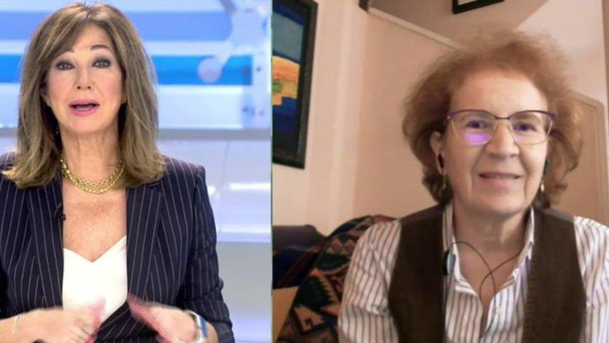 """Margarita del Val, escéptica en 'El programa de AR' con las vacunas del covid: """"No me convencen nada"""""""