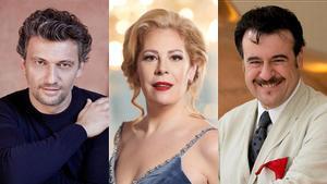 Jonas Kaufmann, Sondra Radvanovsky y Carlos Álvarez, protagonizarán 'Tosca' este verano en Peralada en concierto.