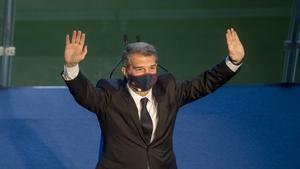 Els avals de Laporta: futbol i negoci