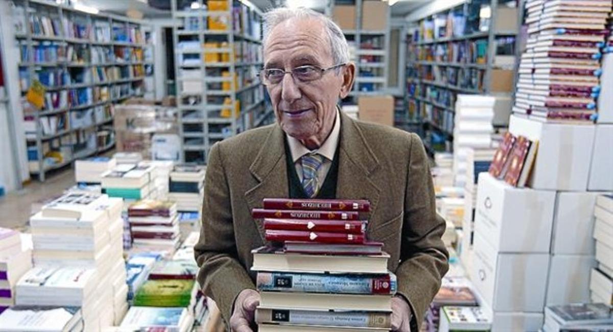 «Escondía los libros en un armario con doble fondo»