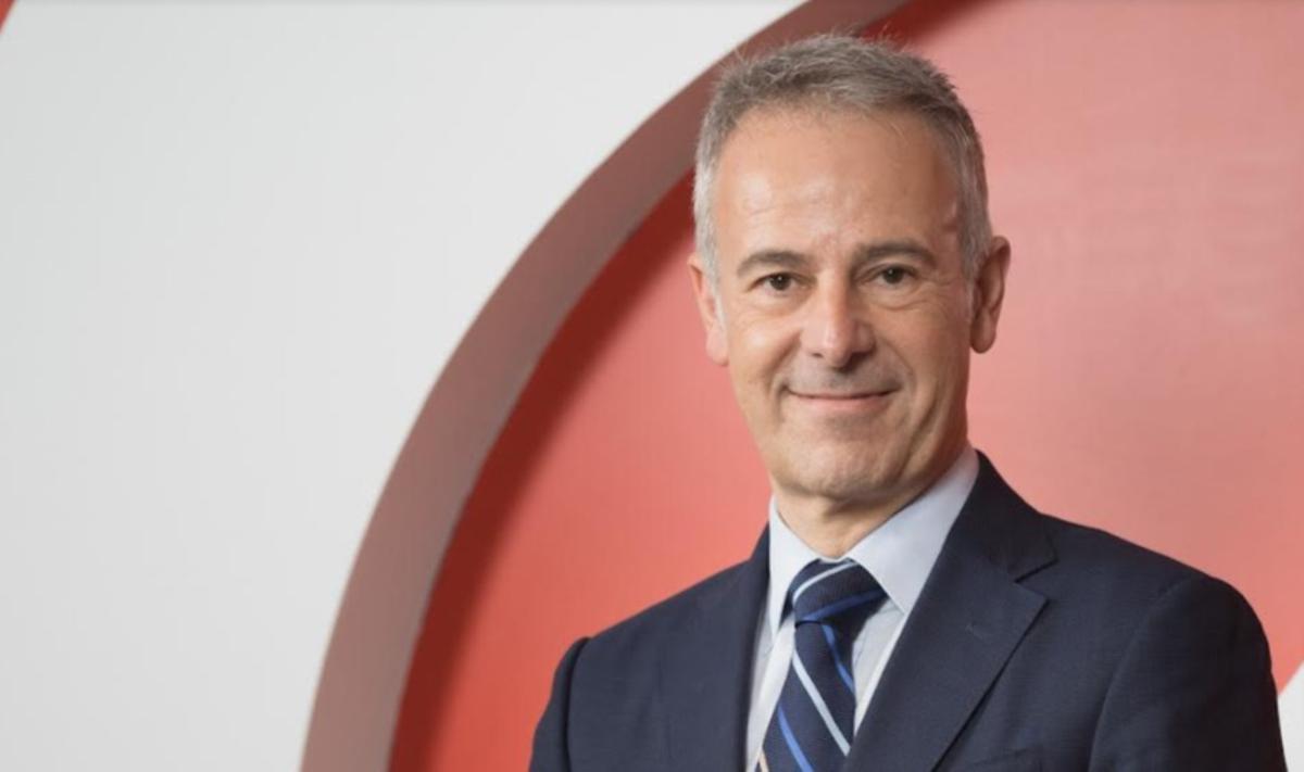 Javier Amezaga, director corporativo de Eroski.