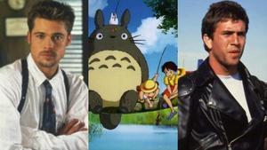 'Seven', 'Mi vecino Totoro' y Mad Max', tres de las películas en Netflix
