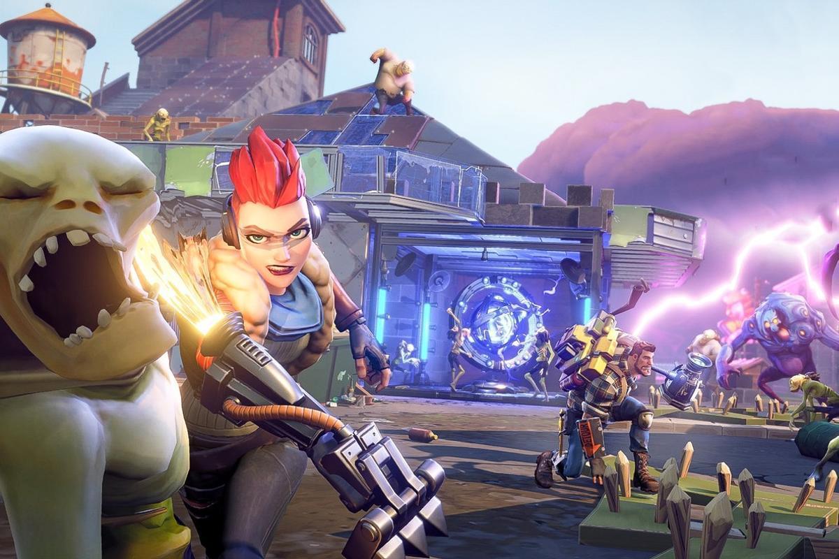 Fortnite es el videojuego del momento.