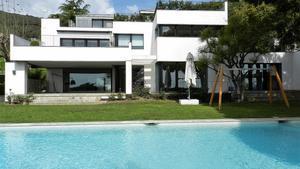 Guardiola compra una casa al barri de Pedralbes de Barcelona per 10 milions