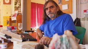 10.09.20 BergaJordi Cussà autor de la novel.la Cavalls salvatges que tracta sobre la heroïna als 80 i 90´s ara es reedita en