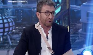 """Pablo Motos: """"La vacuna del coronavirus es segura, me lo ha dicho mi experto"""""""