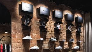 Nueva tienda de Mikakus en Barcelona.