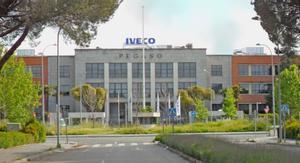 Fábrica de IVECO, en Madrid.
