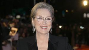 Meryl Streep, en elestreno de la película 'Los archivos del Pentágono', enLondres.