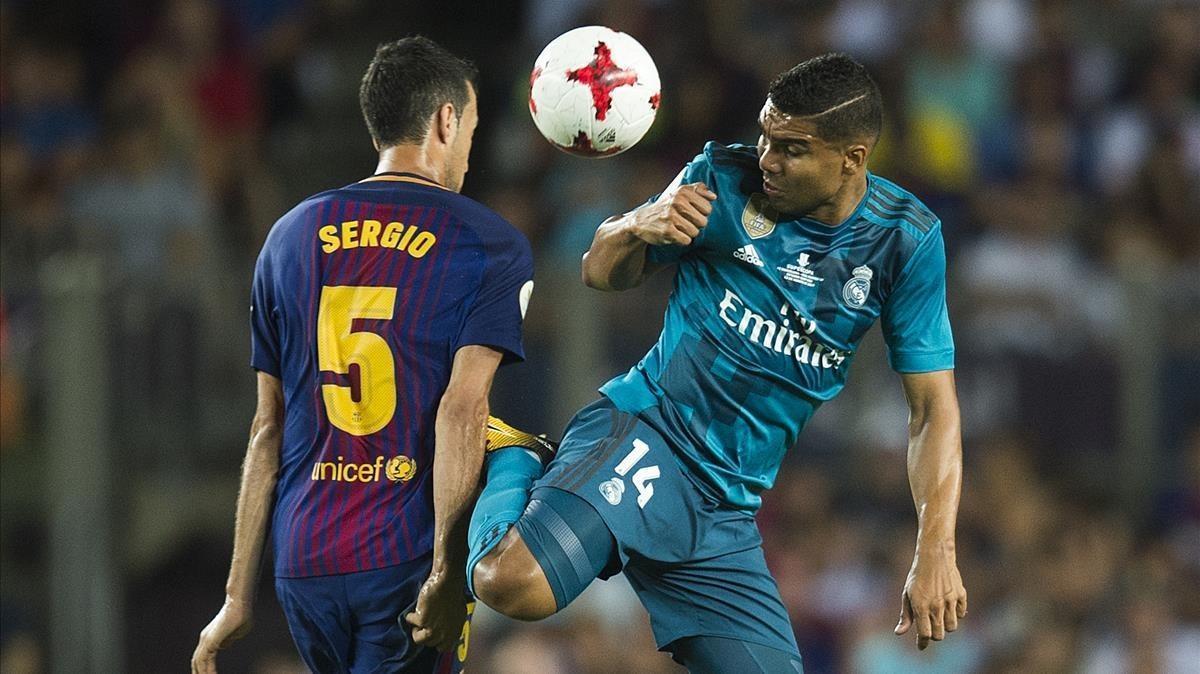 Horario y dónde ver el Madrid-Barça de Supercopa