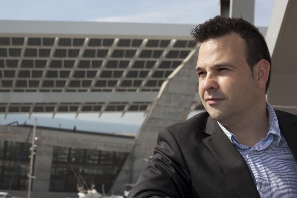 José Elías, consejero delegado de Audax Energía.