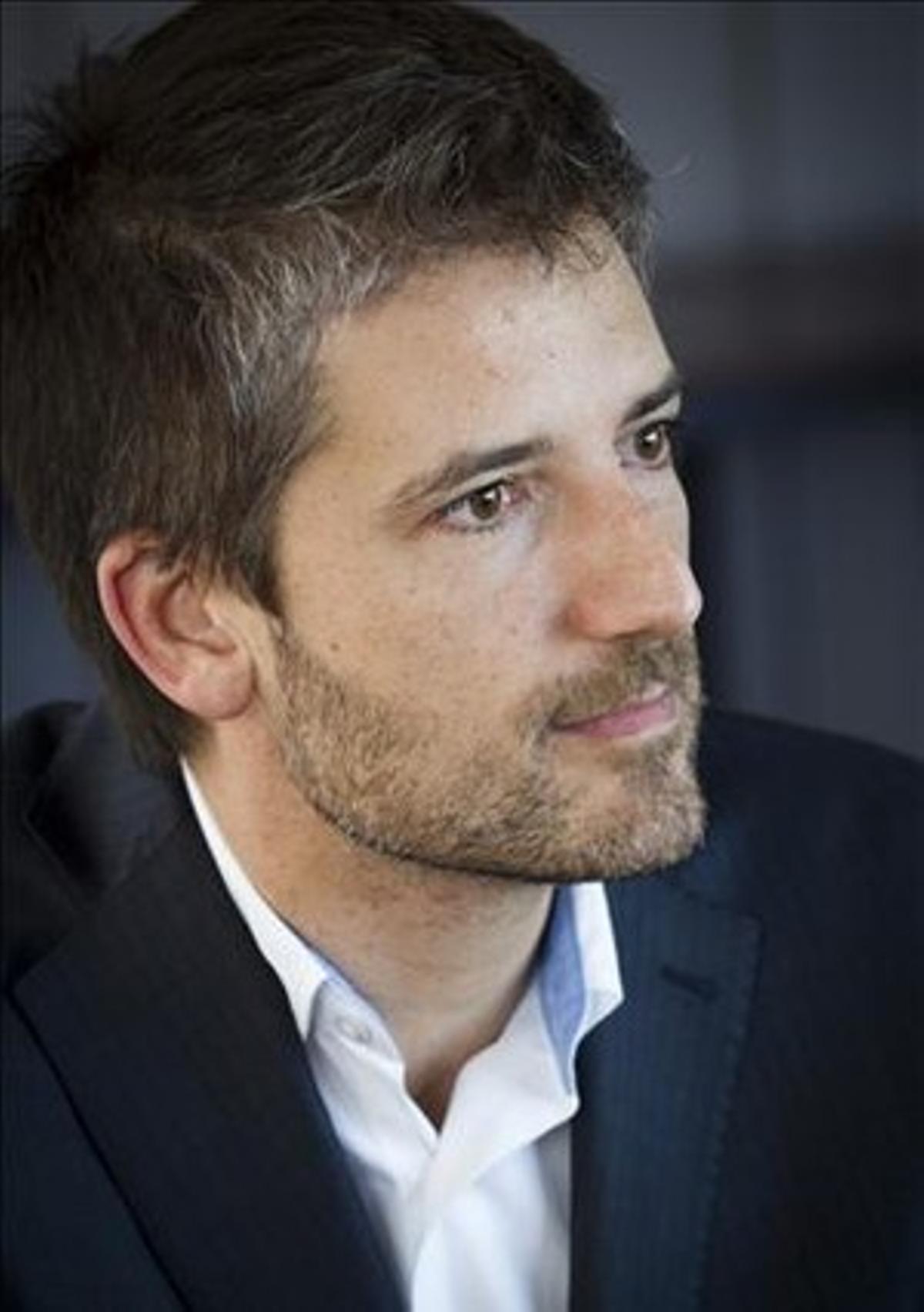 Toni Cruanyes, actual corresponsal de TV-3 en París.